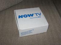 BRAND NEW SKY/NOW TV BOX