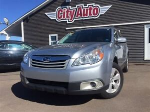 2012 Subaru Outback 2.5i Convenience Package (CVT)