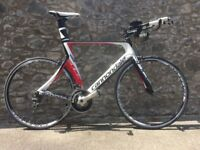 Cannondale Slice TT Time Trial / Triathlon Bike Size Large - As new £850