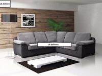 BRAND NEW AMY CORD/FABRIC OR FULL LEATHER SOFA COLLECTION**ARM CHAIRS AND STOOLS ALSO AVAILABLE