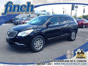 2017 Buick Enclave Leather LEATHER AWD|EXECUTIVE DEMO VEHICLE