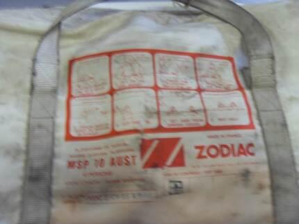 Zodiac Life Raft