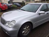 Mercedes Benz C220 CD