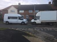 Man with a van, House removals and uk delivery