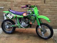 Kids dirtbike. 20year old fully restored to new condition.