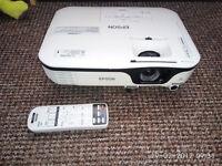 Projector Epson EB-W12 HD HDMI