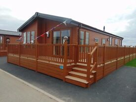 Fantastic Luxury Lodge on North Wales Premier Park !!