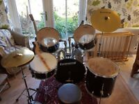 Ludwig Drum Kit for sale, in great condition!