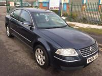 Volkswagen Passat 1.9 Highline 4drFULL LEATHER, HIGH LINE MODEL