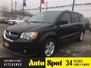 2014 Dodge Grand Caravan Crew/MASSIVE INVENTORY CLEAROUT/PRICED
