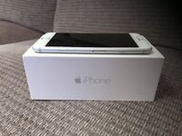 iPhone 6 (64gb) Silver Mint Condition