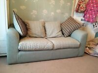 2 seater Sofa bed, excellent condition