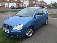 Volkswagen polo,1.2l,blue,hpi clear,lovely car