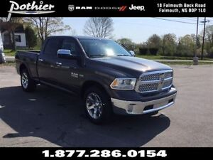 2016 Ram 1500 Laramie | LEATHER | SUNROOF | HEATED SEATS |