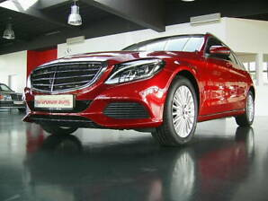 MERCEDES-BENZ C 220 d T 9G Exclusive & Avantgarde/ Comand/ LED