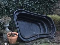 Pond Liner - preformed 700l approx. - used vg condition.