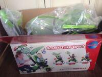 Smart Trike 3 in 1. Brand new