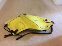 BMW R1100S Baglux Motorcycle Tank Cover (Yellow)
