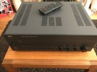 NAD stero intergrated amplifier C370 120 watt per channel Sperates