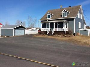 154 500$ - Maison à un étage et demi à vendre à St-Agapit