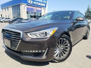 2017 Genesis G90 3.3T Premium GREAT DEAL..!! WOW