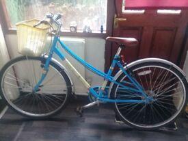 Vintage bycycle