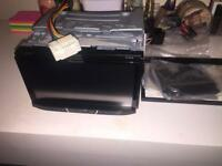 Pioneer cd/dvd double din touch screen