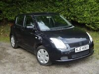 2006 Suzuki Swift 1.3 **Full years Mot** yaris polo fiesta clio mini astra 207 307 i10 i20 focus ka
