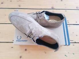 Fred Perry BRAND NEW size 7