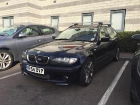 **BMW 330D 2004 AUTO TOURING M SPORT**