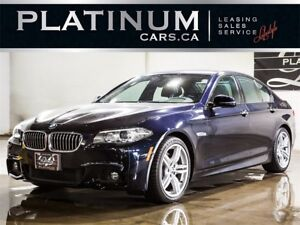 2014 BMW 5-Series 535d xDrive, NAVI, M