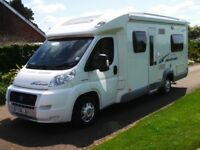 Ace Airstream 680 FB Motorhome 2008