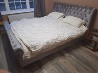 Super King Bed Excellent/New Condition. Must go soon! Offers Welcome