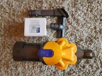 Dyson DC30 (Yellow) handheld vacuum cleaner