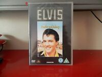 NEW AND SEALED COLLECTORS EDITION OF ELVIS IN FRANKIE AND JOHNNY DVD