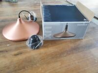 2 Brand New Copper 'Norco' Float 39 Lights