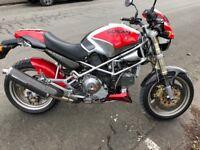 Ducati Monster 900 m900 Road Racing p/x possible