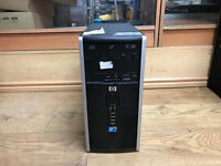 HP Compaq 6000 Pro MT Core 2 Duo E8400, 3.00GHz 4GB RAM, 160GB HD, Win 7 Pro