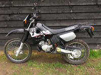 YAMAHA DT 125 R ONLY 7263 MILES YEAR 2000 DTR DT125 TRULY STUNNING CONDITION YPVS