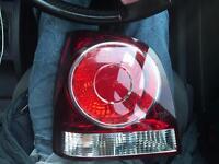 Volkswagen polo rear lights
