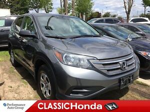 2014 Honda CR-V LX | AWD | ONE OWNER | REAR CAM | ECON |