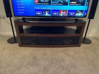 AVF Burghley TV Stand - Walnut