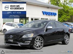 2015 Volvo S60 T5 AWD! 160KM FULL VOLVO WARRANTY! 0.9% FINANCING