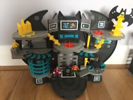 Batman Imaginext Sets x3