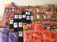 HALLOWEEN PARTY PACKAGE 170 pieces (, Halloween balloons, ) - NEW