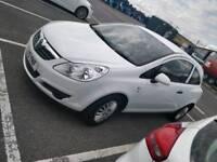 Vauxhall Corsa 1.0 cheap car