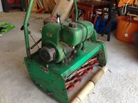 Ransommes 24 inch mower