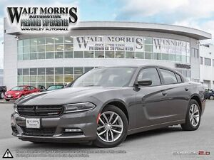 2015 Dodge Charger SXT PLUS - LEATHER, PWR SUNROOF
