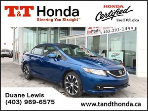 2013 Honda Civic Si * No Accidents, One Owner, Keyless Entr