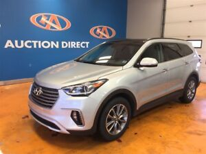 2018 Hyundai Santa Fe XL LIMITED! SUNROOF! LEATHER! AWD!
